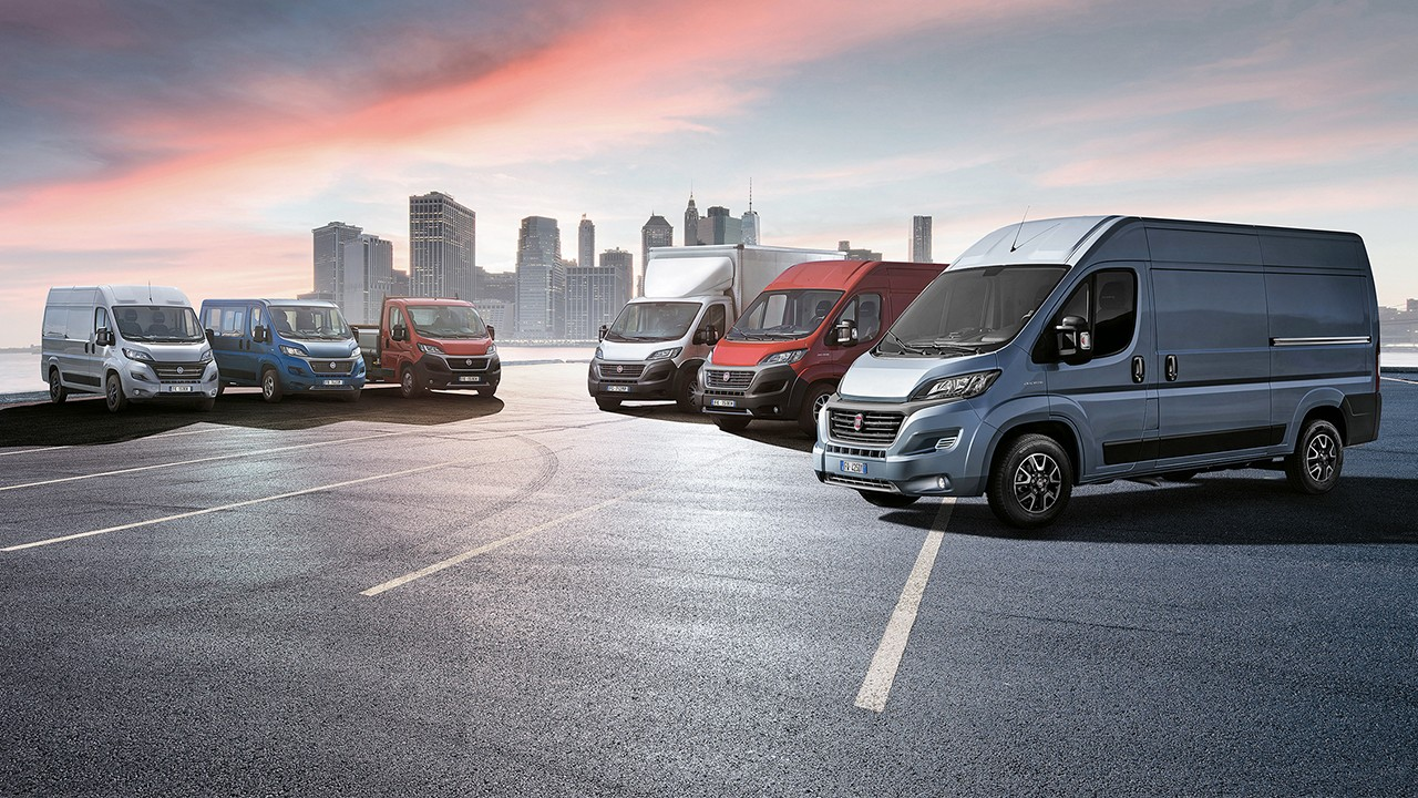 Fiat Ducato Electric kommt 2020